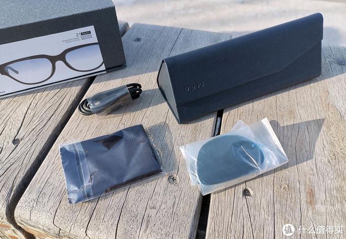 硬刚华为!同样功能却只有三分之一的价格,雷柏智能音频眼镜测评