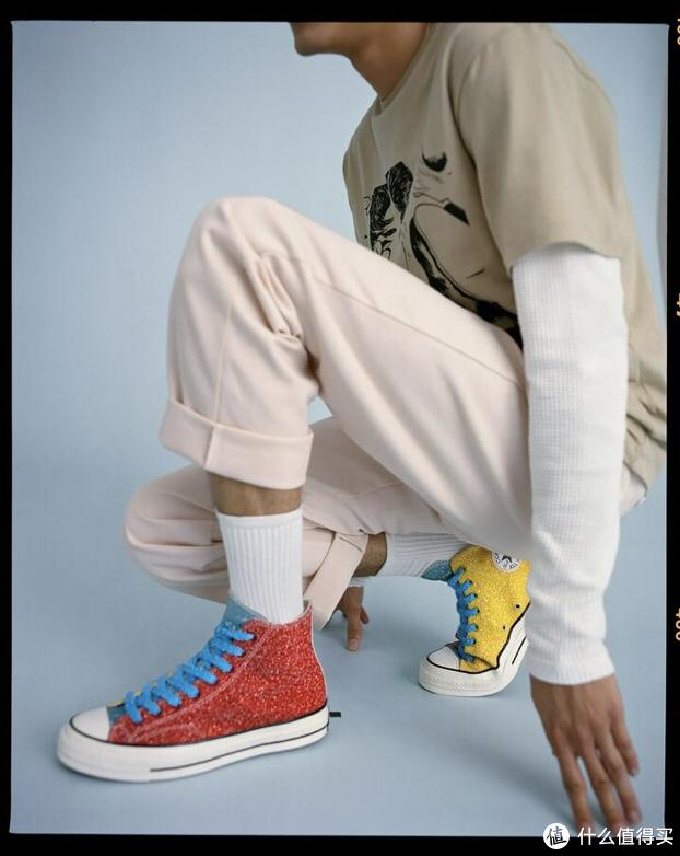 Converse潮鞋人气单品,炫酷亮片联名款!有钱买不到系列盘点!