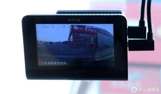 海思芯片+索尼传感器+4K画质,这不是手机,而是70迈行车记录仪