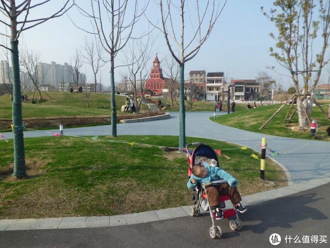 新春游锡城之伯渎河公园