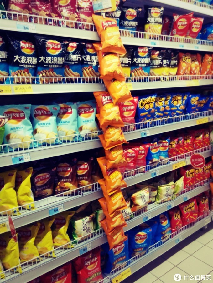 腊月二十八去超市货架可能还能这样
