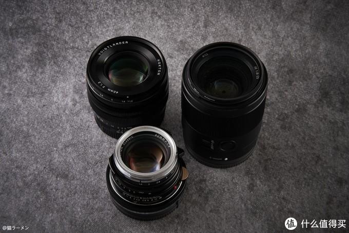 福伦达401.2SE口径58mm,FE35是55mm,VM401.4 43mm最小~~~