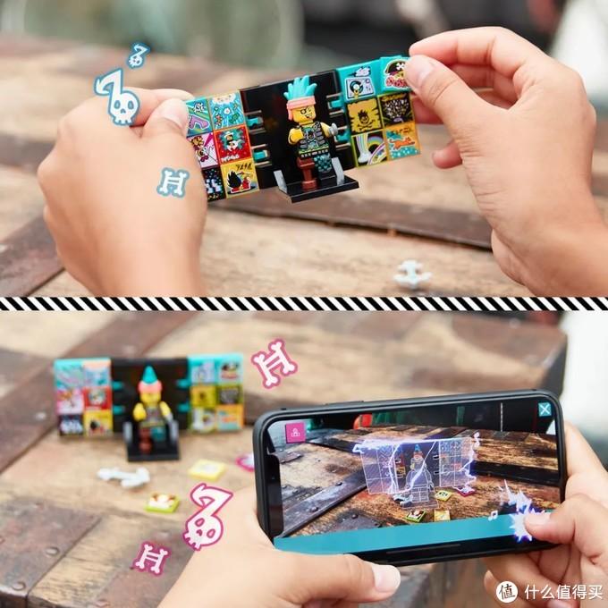 乐高官方公布第一波全新VIDIYO套装