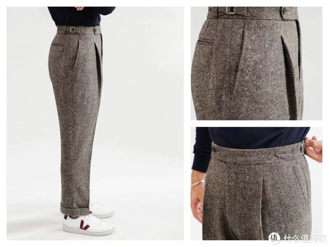 买西裤时别再按「腰围」选尺码了,这几点才最重要!
