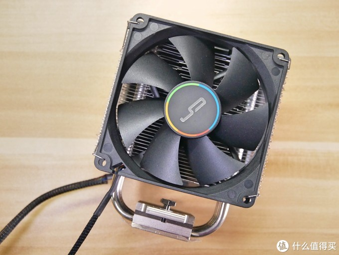 ITX 小塔散热器新选择——快睿 M9 Plus 散热器