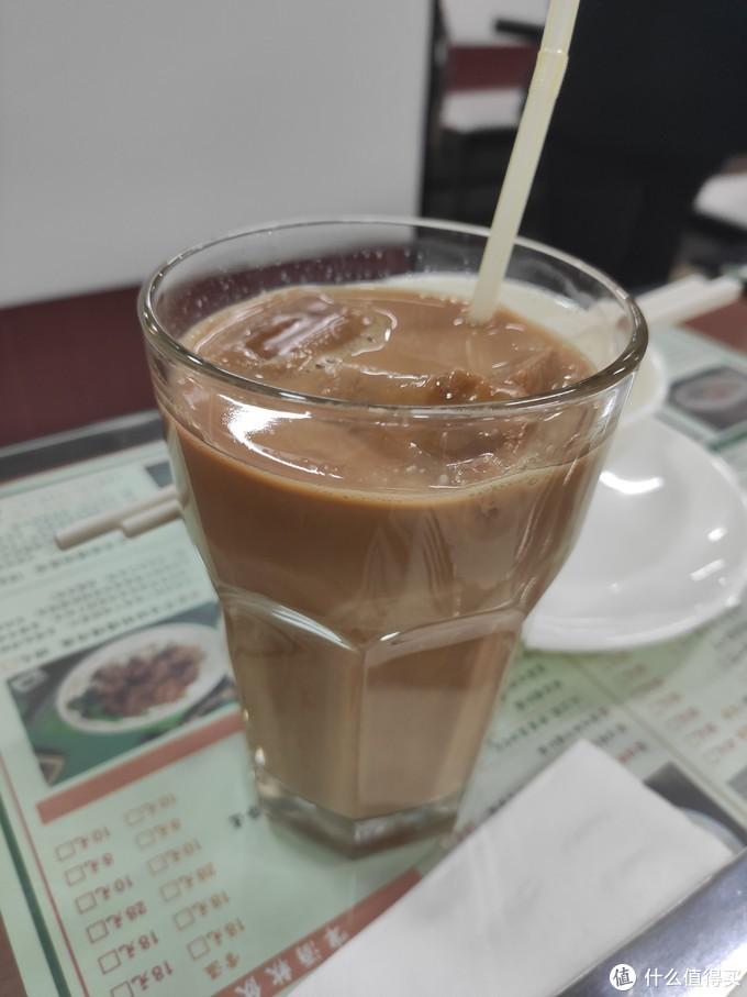 招牌原味冰奶茶