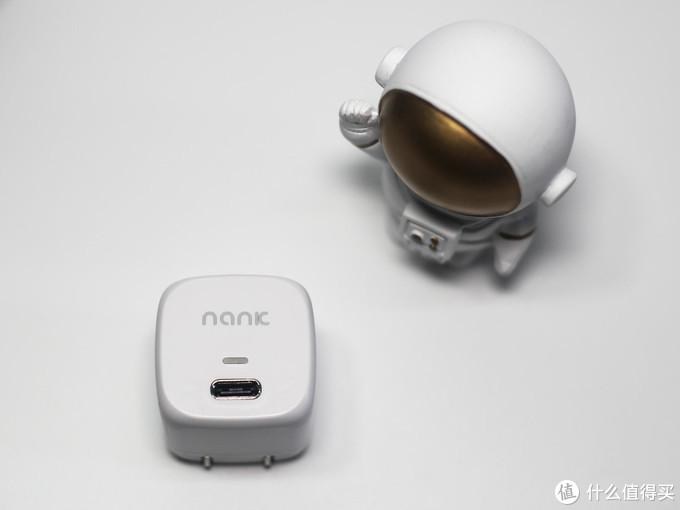 支持苹果20W快充,还怎么小的,南卡C1迷你充电头