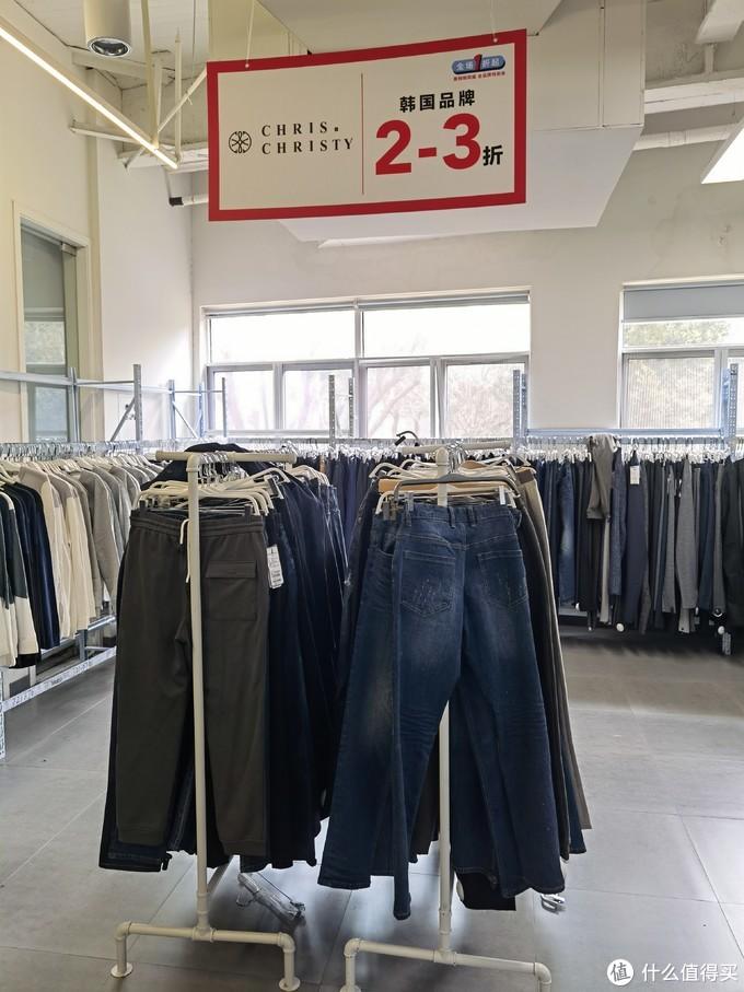 真正的韩国本土服装品牌