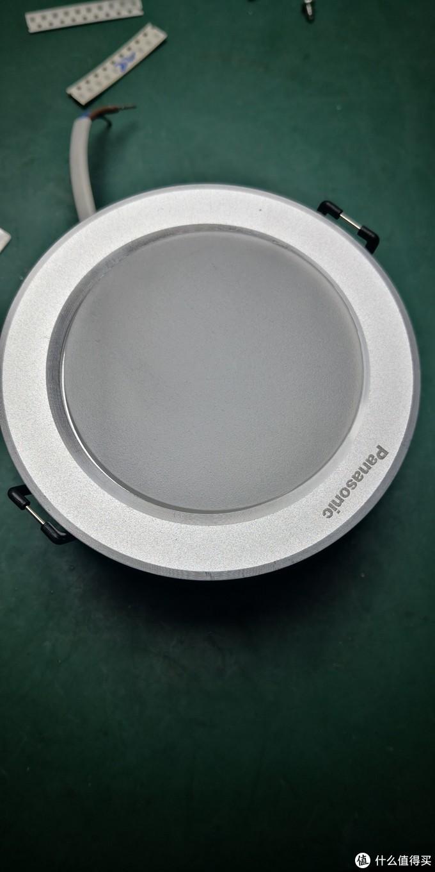 松下 逸放系列 LED筒灯 NNNC75143 拆解及 小改