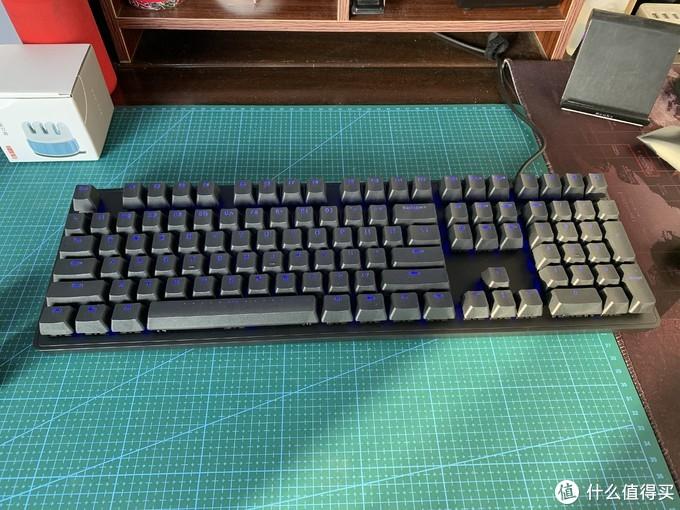 后来入得光头哥家的键盘