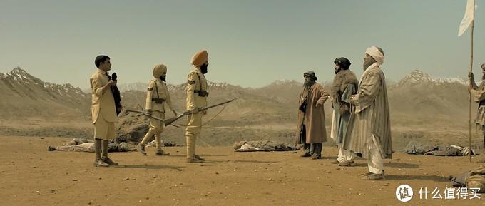 饭看电影:印度主旋律影片《凯萨里》
