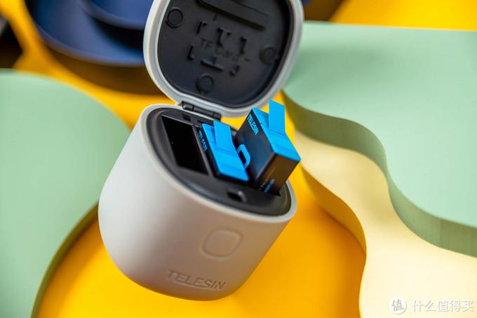 受不了 GoPro 9 续航尿崩,我入手了泰迅 TELESIN 两电一充套餐