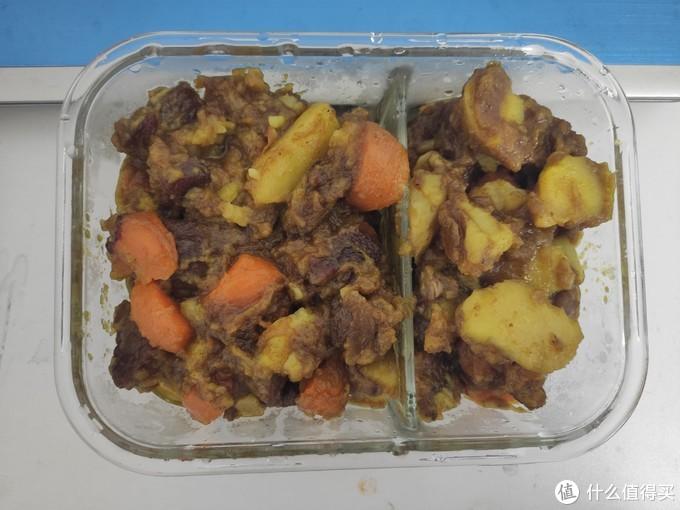 听说很下饭,于是我自制了咖喱土豆牛腩
