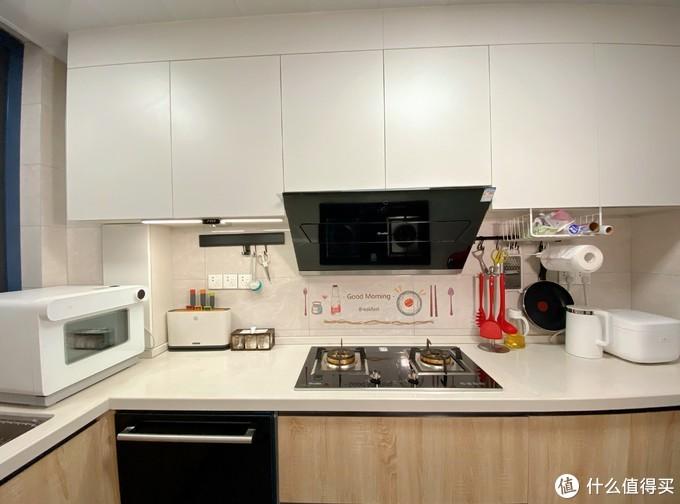 装修笔记01:打造7平方全能小厨房 我买了这些好物