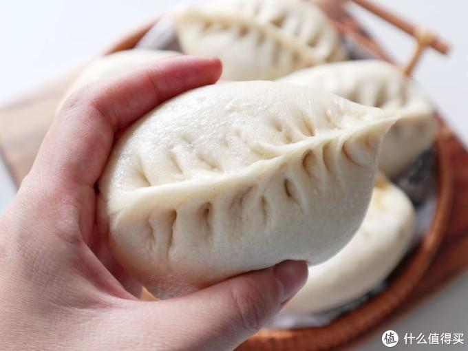 皮薄馅大的满口留香的豆腐粉条大包子