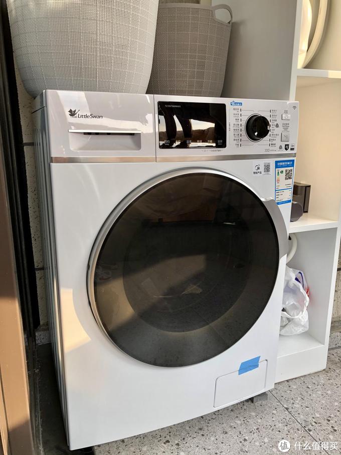 洗衣机放在阳台