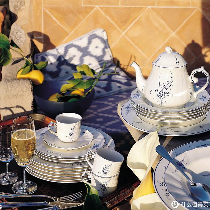 经典欧式下午茶套装分享