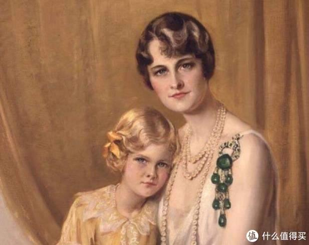 美国最土豪名媛买珠宝论斤称,中国最聪明女人戴珠宝天天换新