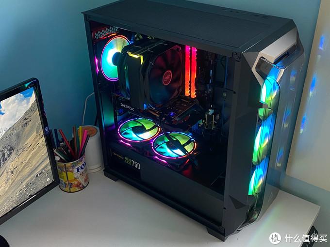 不花钱做点小改变,让机箱内的RGB彩光更漂亮