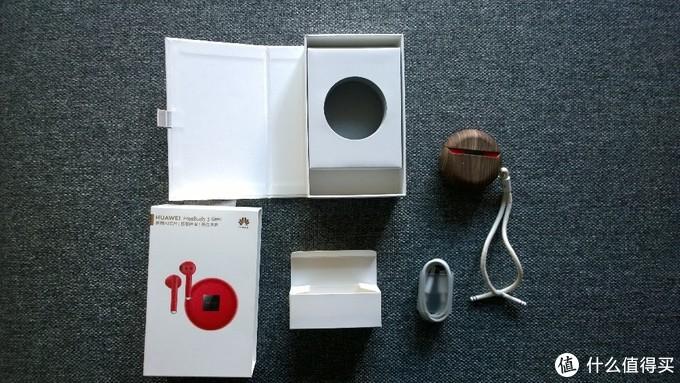 fb3的配件就是一根type c充电线和耳机仓以及耳机仓里的耳机