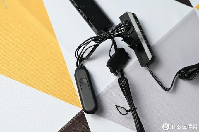 炫丽好看,兼容性强的ARGB风扇套装,九州风神魔影CF120 PLUS上手体验