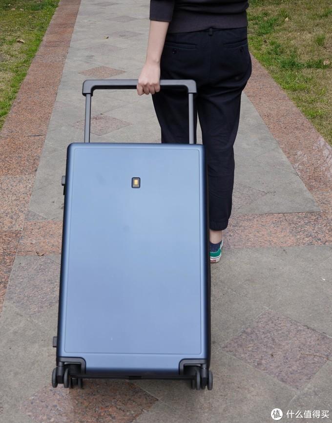 出行好伙伴,地平线8号旅行箱初体验
