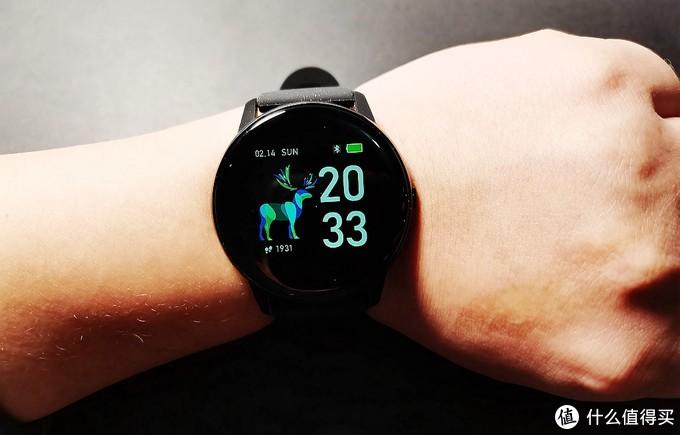 咕咚F4运动手表:全天候体温监测,让你时刻保持最健康的状态