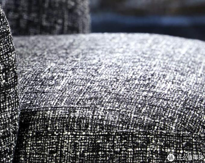 小米有品发布AQUIMIA意式轻奢棉麻懒人沙发,优质棉麻、符合人体工学