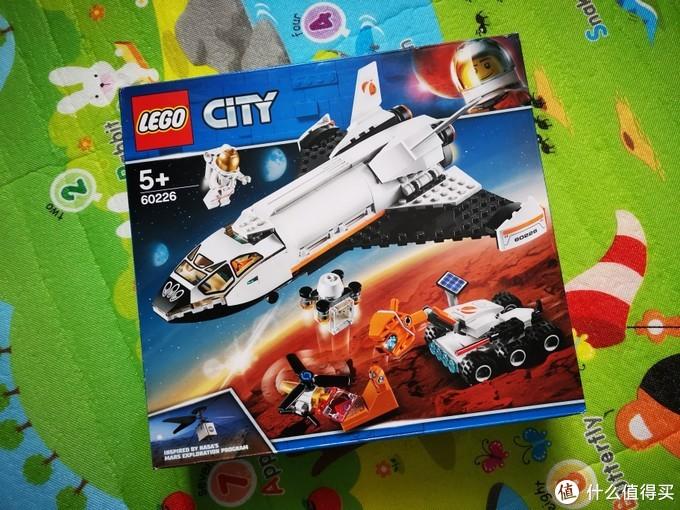 乐高宇宙飞船,极致的积木体验
