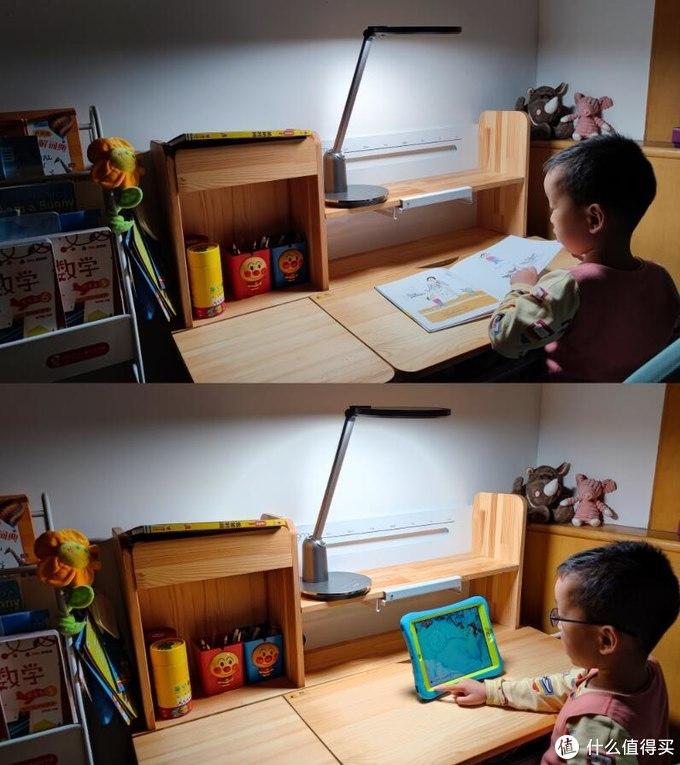 用心呵护孩子的双眼—飞利浦轩坦护眼台灯众测报告