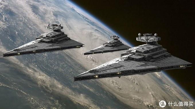 精彩的乐高星战系列——星战飞行载具套装