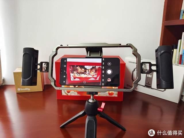 给vivo X60 Pro配个斯莫格手机兔笼,拍摄稳上加稳