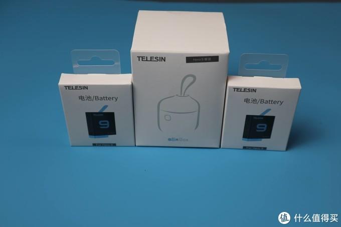 泰迅ALLIN BOX GoPro9充电盒