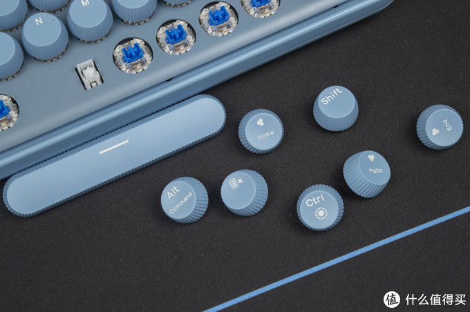 颜值的胜利:雷柏ralemo Pre 5多模无线机械键盘开箱体验