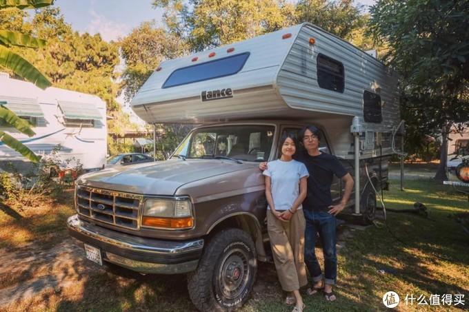 90后夫妻把家搬到10㎡房车上,一住1年多,每天在陌生地方醒来