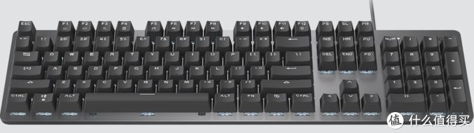 罗技K845 TTC 红轴机械背光键盘和 M720TRIATHLON 无线鼠标开箱体验