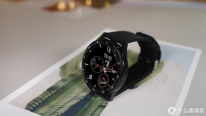京东众筹测评 发现黑科技!藏了蓝牙耳机的智能手表!