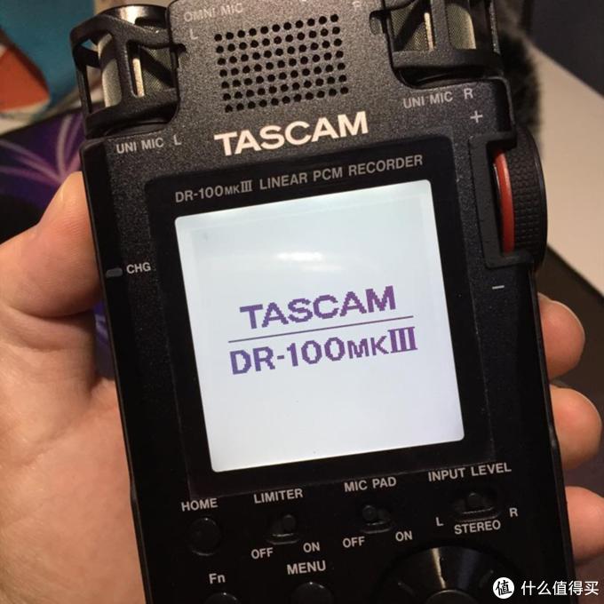 DR-100MKIII录音机测评:梦想的声音