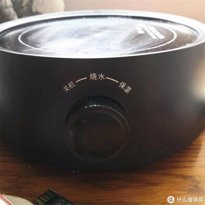 品味悠悠茶香,米厨mini电陶炉评测