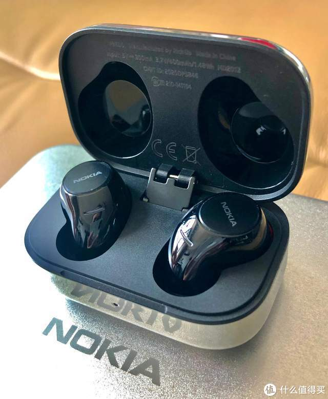 """老牌国际大厂""""诺基亚""""抢滩TWS市场!新款楼氏圈铁P3600真无线耳机上手评测"""