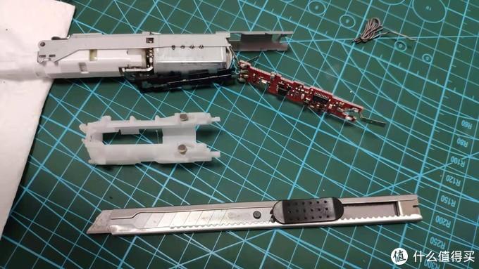 欧乐B三年P2500换电池之手残极简版