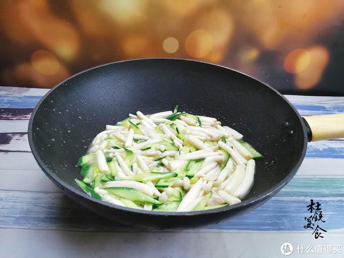 节后家人厌食看到菜就腻,白玉菇这样做,清香淡雅,增强抵抗力