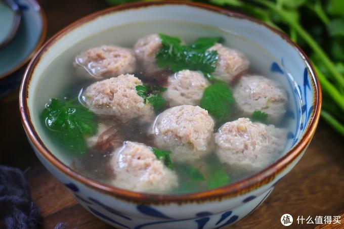 做肉丸紫菜汤,不要加淀粉和鸡精了,记住这诀窍