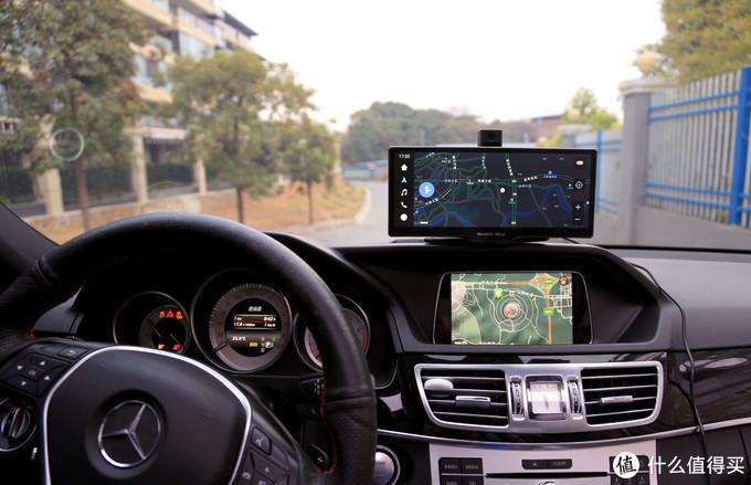 本来想换车,但华为智选车载智慧屏让老奔驰又能再战好多年