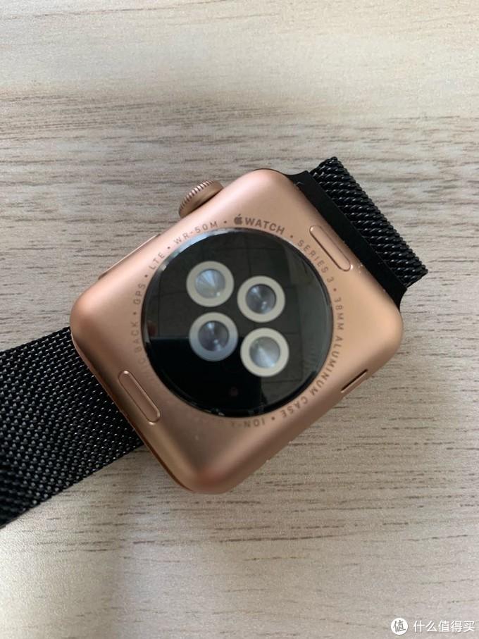 不戴手表的人入了Apple Watch S3