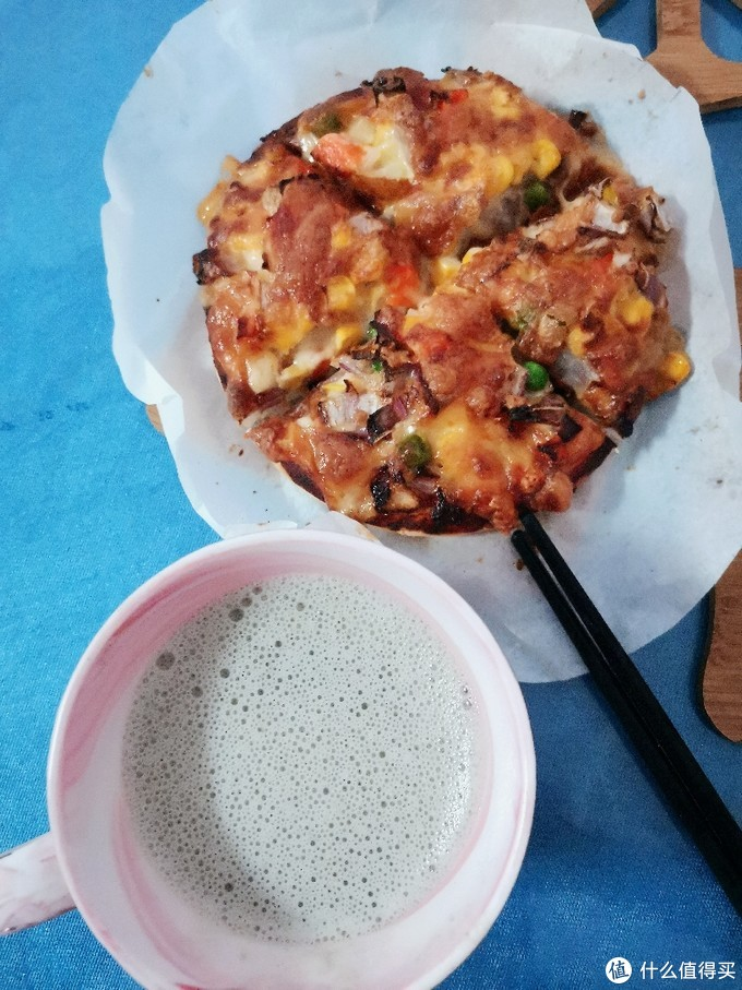 豆浆&披萨