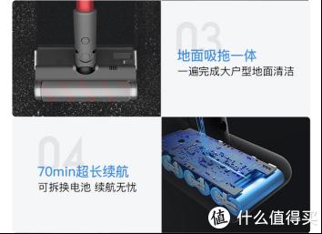 追觅科技上线新品T20无线吸尘器,都有哪些功能?