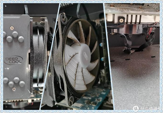 电脑续命之清灰、换硅脂,终于把攒了一年的灰尘清理干净,不止降干净而且温效果明显。