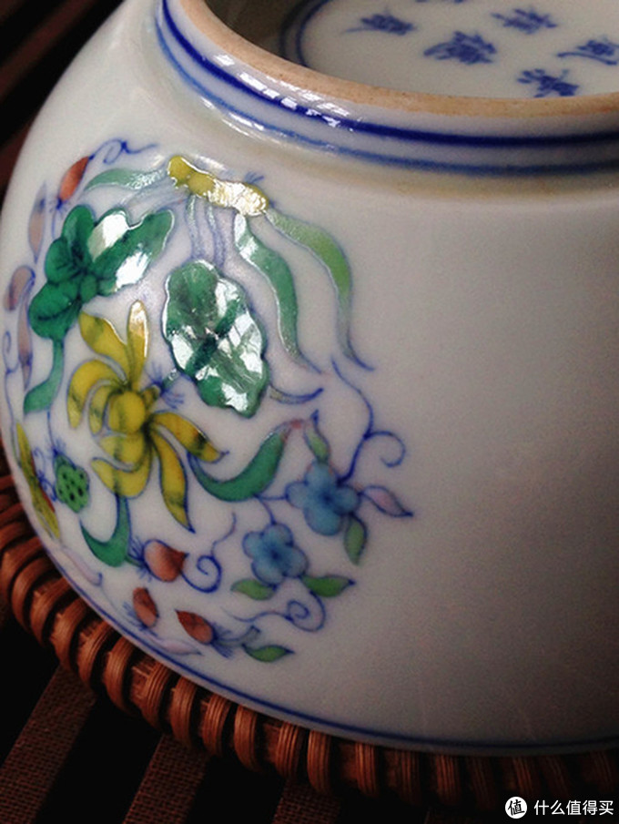 中国瓷器那一堆色名是怎么回事?
