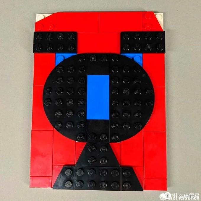 乐高积木素描40456米奇和40457米妮开箱评测